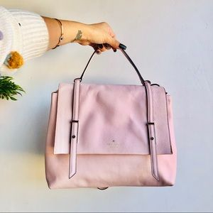 KATE SPADE Light Pink Satchel